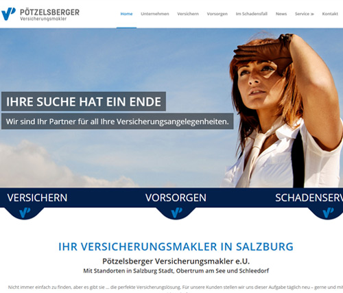 poetzelsberger webseite fixfertig mieten